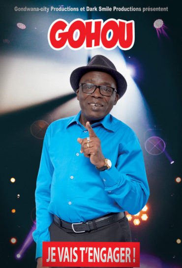 Affiche Michel Gohou Gondwana TV
