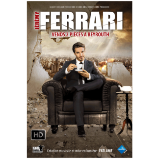 streaming jeremy ferrari spectacle complet